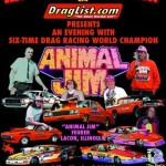 Animal Jim on Racin' and Rockin' with Draglist.com